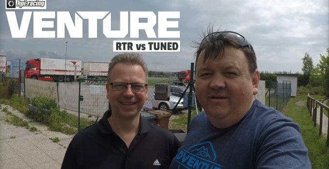 Beitragsbild: HPI Venture Toyota FJ-Cruiser Battle: Vergleich RTR vs TUNED
