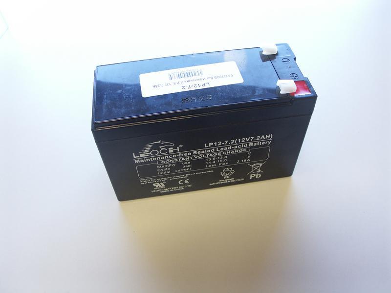 Batterie Au Plomb 12V 72ah
