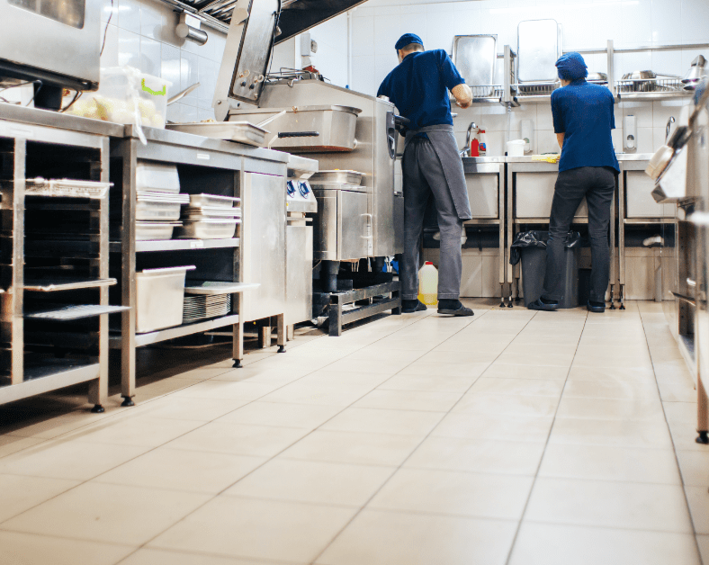 https rcacontractors com the ultimate guide to slip resistant flooring for restaurants
