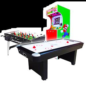 Arcade Games Package