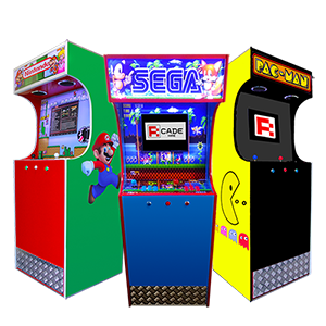 Arcade Games for Hire Machines for Weddings