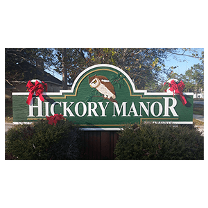 CNC-Routed-Signs-Hickory-Manor