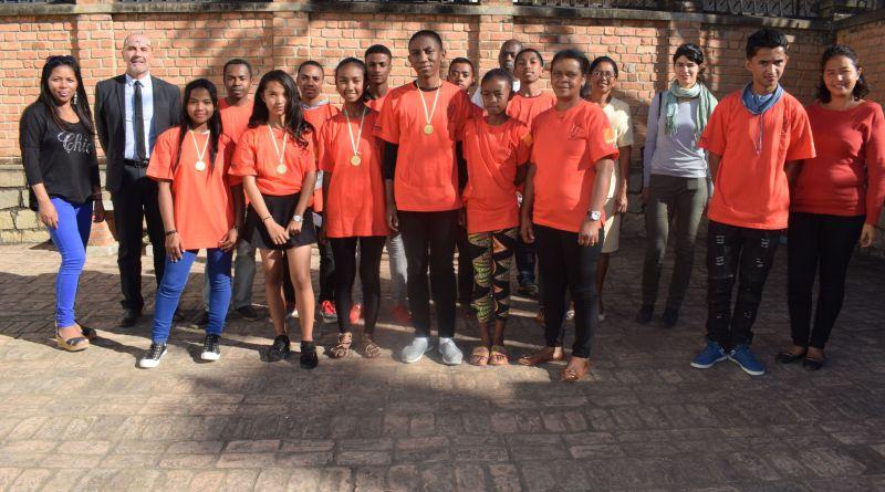 Remise des Prix du Rallye Mathématiques 2018