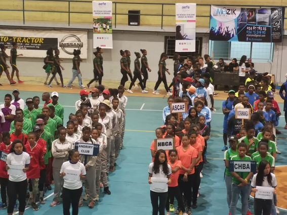 Championnat national des jeunes 2018 Handball