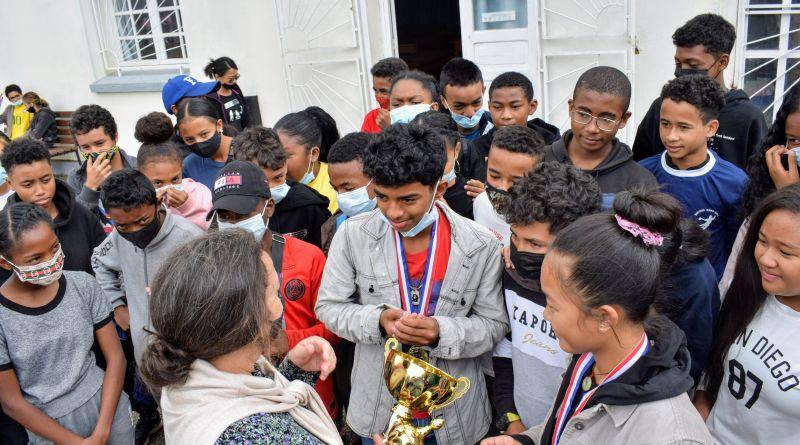 CHALLENGE 2021 handball à Fianarantsoa