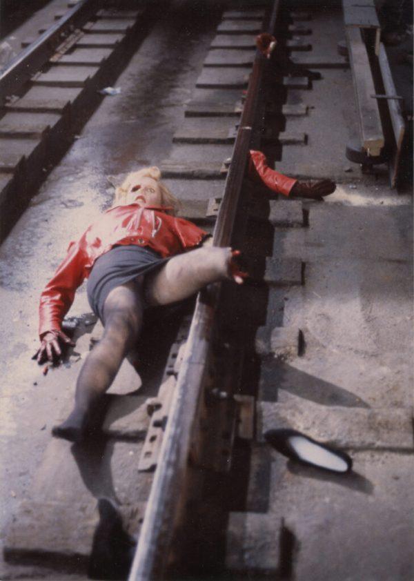 """Eve of Destruction"" On the tracks"