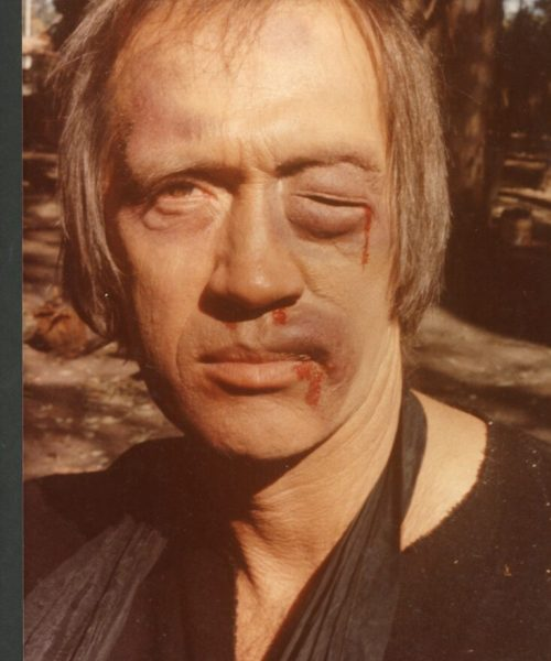 """""""Warrior and the Sorcerous"""" David Carradine as """"Kane"""""""