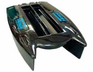 Features of the Angling Technics Microcat MKII Carp and Pike Rc Boat.