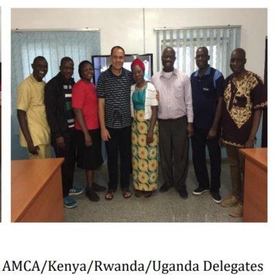 Officail delegates