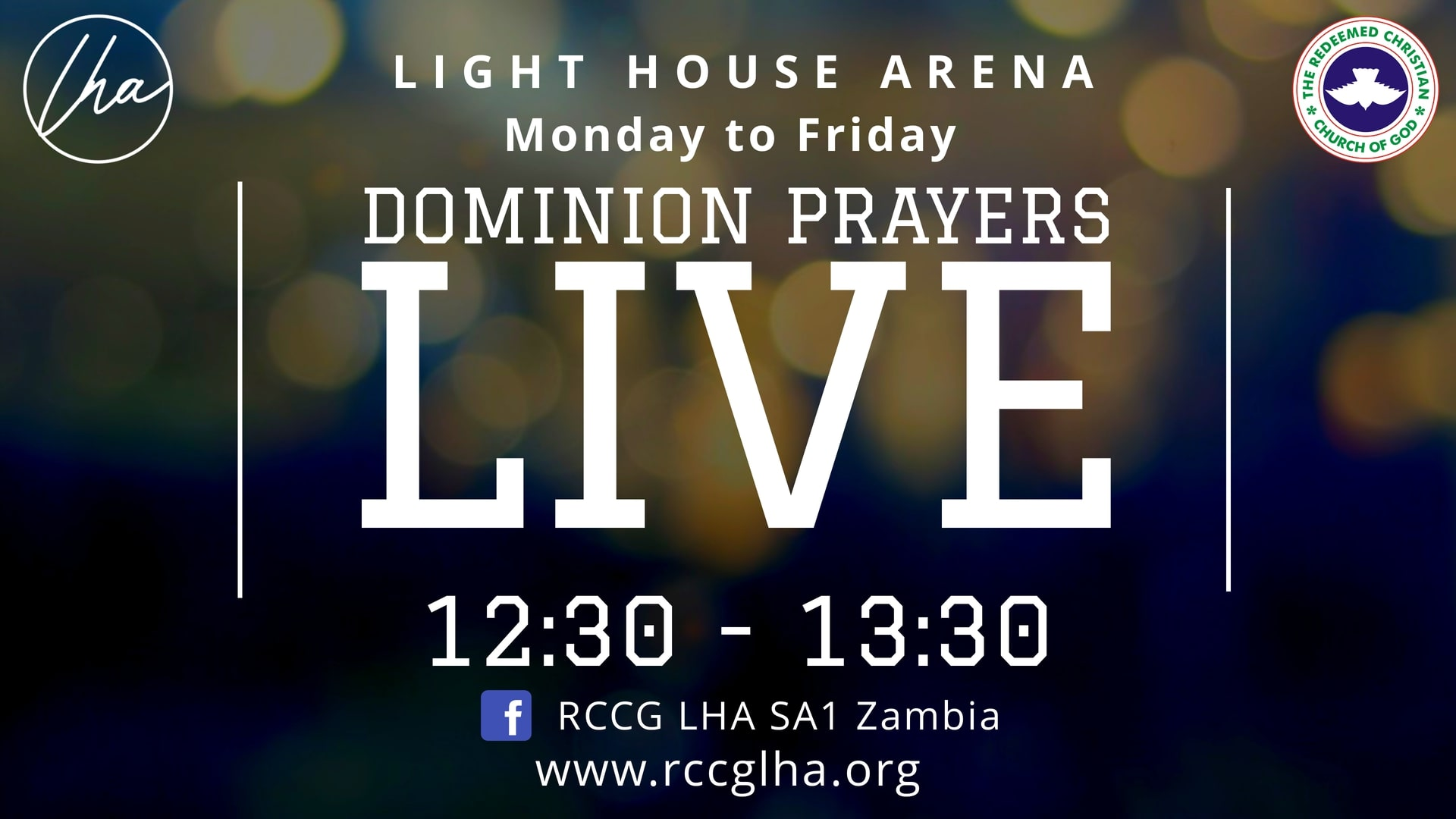 Dominion Prayers
