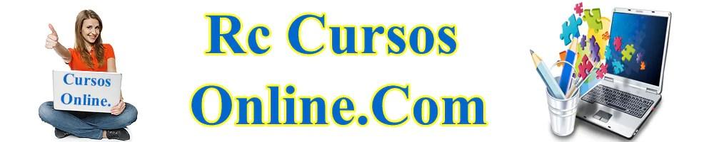 Rc Cursos Online.