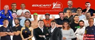 Educafit Cursos Online Do Mercado Fitness.