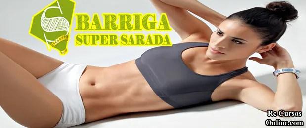 Curso Barriga Super Sarada (como ficar com a barriga sarada).