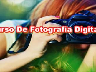 Curso de fotografia digital, A Arte Da Fotografia Profissional.