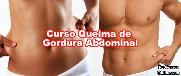Curso Queima de Gordura Abdominal