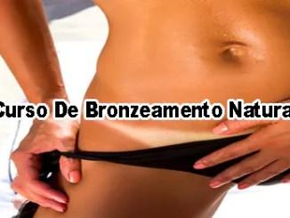 Curso de Bronzeamento Natural.