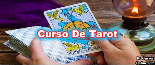 Curso De Tarot Online: Com Certificado De Tarólogo Formação Em Tarologia.