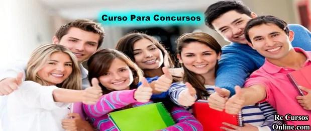 Curso-Para-Concursos-publicos-como passar em concursos publicos