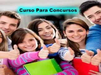 Curso Para Concursos Públicos: Como Passar Em Concurso Público.
