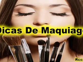 231 dicas de maquiagem como fazer maquiagem - 5 Dicas De Maquiagem Para Iniciantes (Como Se Maquear Passo a Passo).