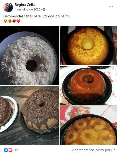 1 depoimento bolos caseiros funciona mesmo - Curso De Bolos Caseiros Funciona Mesmo?