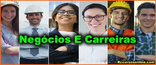 35 negocios e carreiras rc cursos online - Rc Cursos Online Com Certificado Digital.