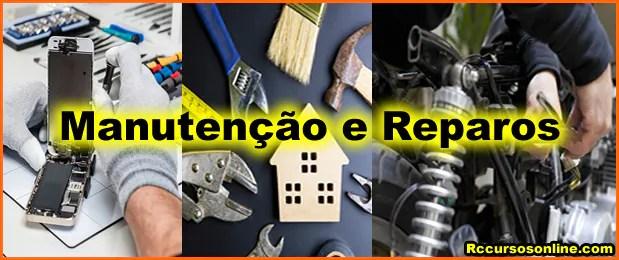 37 manutencao e reparos - Rc Cursos Online Com Certificado Digital.