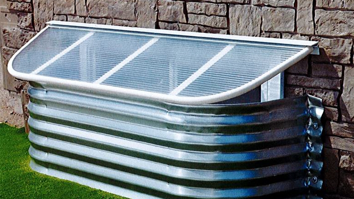 Window Well Covers Rcc Waterproofing Toronto Wet Basement