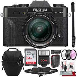 Fujifilm X-T30 Digital Camera with Lens Kit
