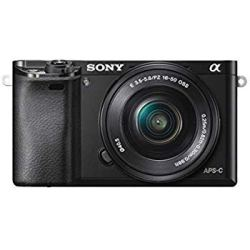 Sony Alpha a6300 4K Digital Camera