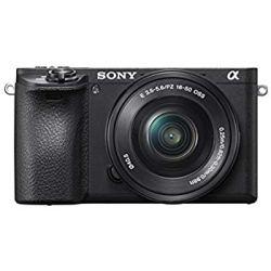 Sony a6500 24.2MP Mirrorless Digital Camera