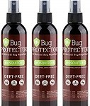 Bug Protector All Natural Mosquito/Insect Repellent Spray - DEET Free