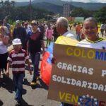 Colombia instala primera migratoria para atender a migrantes venezolanos