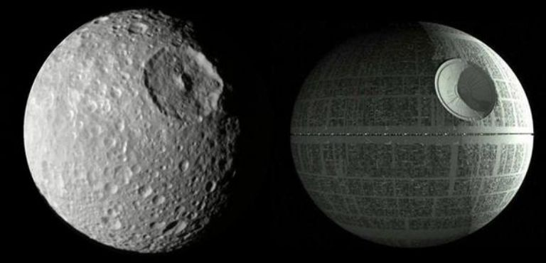 Nosso satélite natural ... A Lua é uma nave espacial