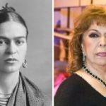 No es la voz de Frida Kahlo podría ser de la actriz mexicana Amparo Garrido