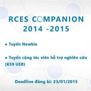 RCES Companion ava