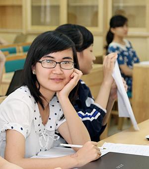 Sinh viên Lương Thị Tuyến