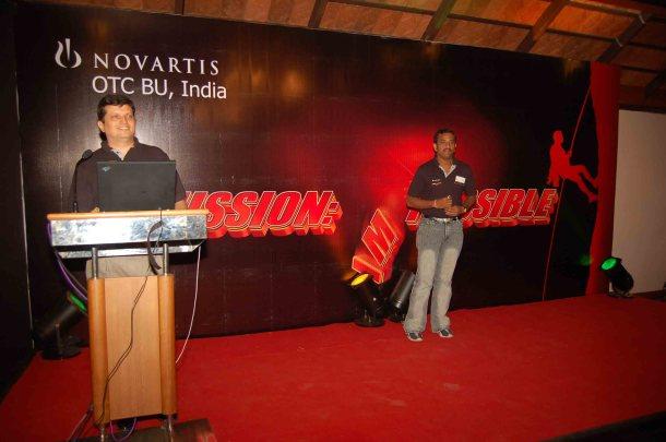 Novartis_annual_meet thekkady event planner agency