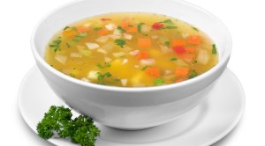 Vegetable and Wild Rice Soup