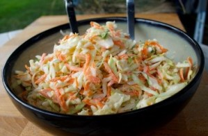 Coleslaw Vegetable Mix and Dressing