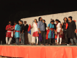 RCF, Kabir Kala Manch and Republican Panthers performing in JNU