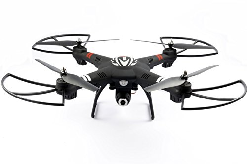 q019001 2 4 ghz rc quadrocopter icarus mit hd kamera ready. Black Bedroom Furniture Sets. Home Design Ideas