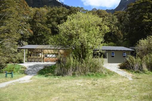 Routeburn Flats Hut