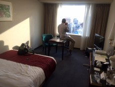 our room at the RIHGA