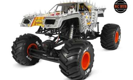 AXIAL MAX-D MONSTER JAM