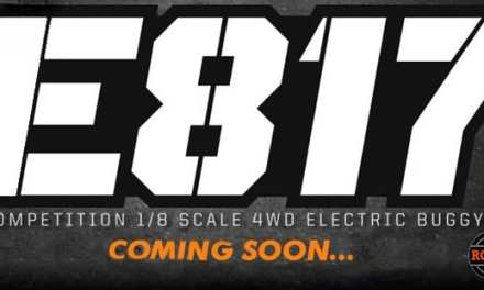 HB RACING – NEW 8TH SCALE E-BUGGY!