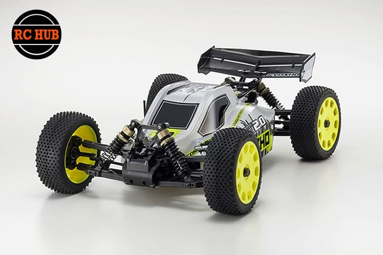 RC-HUB Kyosho DBX VE 2.0 ReadySet 2