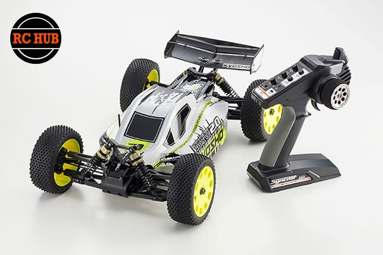 RC-HUB Kyosho DBX VE 2.0 ReadySet