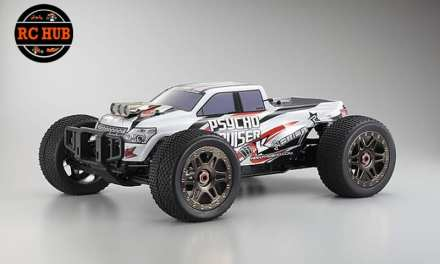 KYOSHO UPDATES THE PSYCHO KRUISER