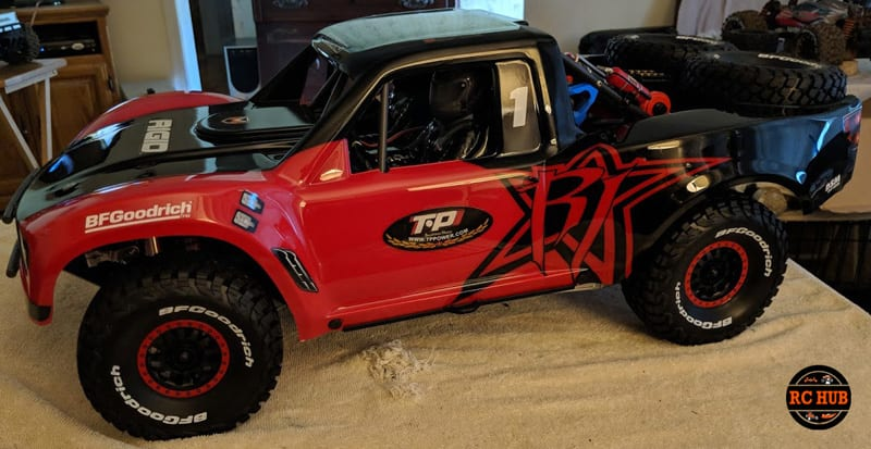 FAN FRIDAY FEATURED BUILD BY WALT HOLLIDAY